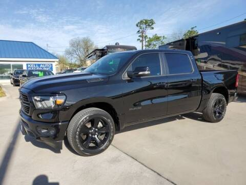 2020 RAM Ram Pickup 1500 for sale at Kell Auto Sales, Inc - Grace Street in Wichita Falls TX