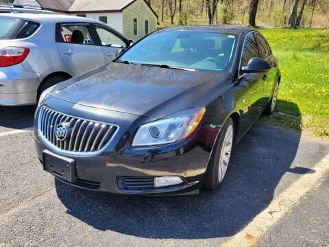 2011 Buick Regal for sale at Sussex County Auto & Trailer Exchange -$700 drives in Wantage NJ