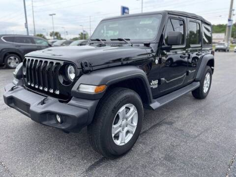 2018 Jeep Wrangler Unlimited for sale at Mike Schmitz Automotive Group in Dothan AL