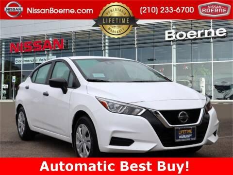 2021 Nissan Versa for sale at Nissan of Boerne in Boerne TX