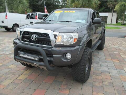 2011 Toyota Tacoma for sale at Affordable Auto Motors in Jacksonville FL
