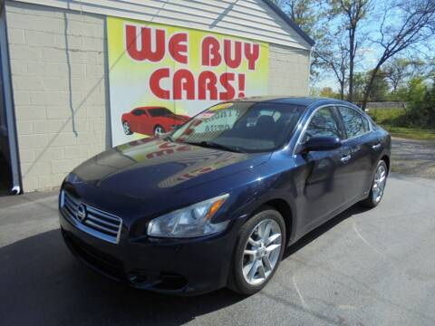 2014 Nissan Maxima for sale at Right Price Auto Sales in Murfreesboro TN