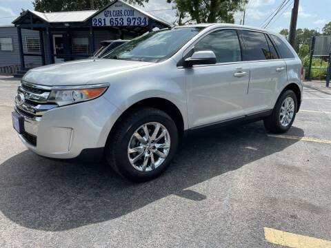 2013 Ford Edge for sale at QUALITY PREOWNED AUTO in Houston TX