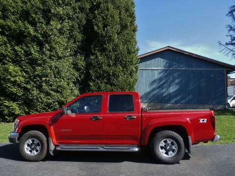 2005 Chevrolet Colorado for sale at CARS II in Brookfield OH