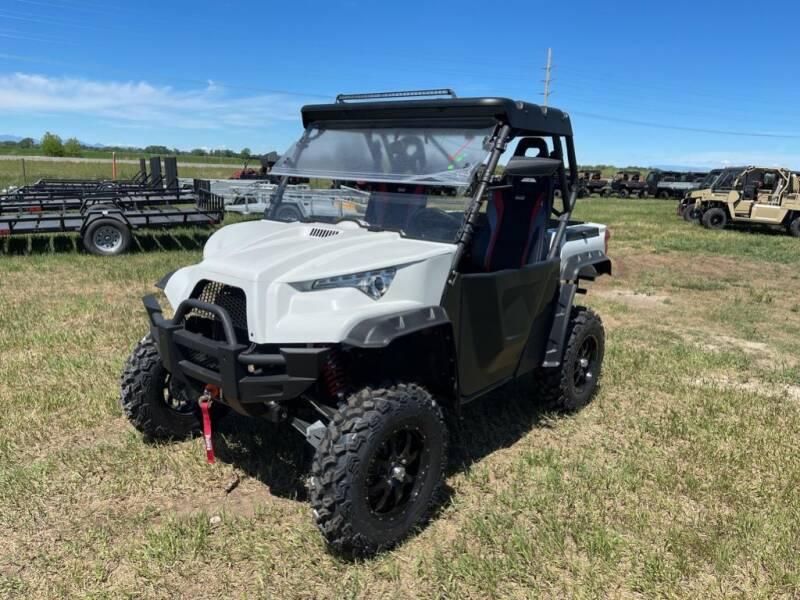 2021 Odes DOMINATOR X2 LT ZEUS for sale at Snyder Motors Inc in Bozeman MT