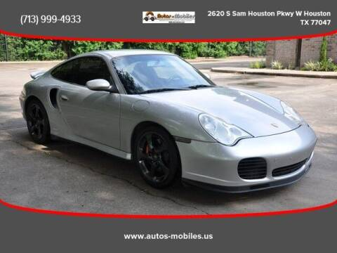 2001 Porsche 911 for sale at AUTOS-MOBILES in Houston TX