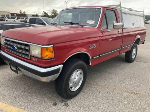 1989 Ford F-250 for sale at Ace Motors in Saint Charles MO