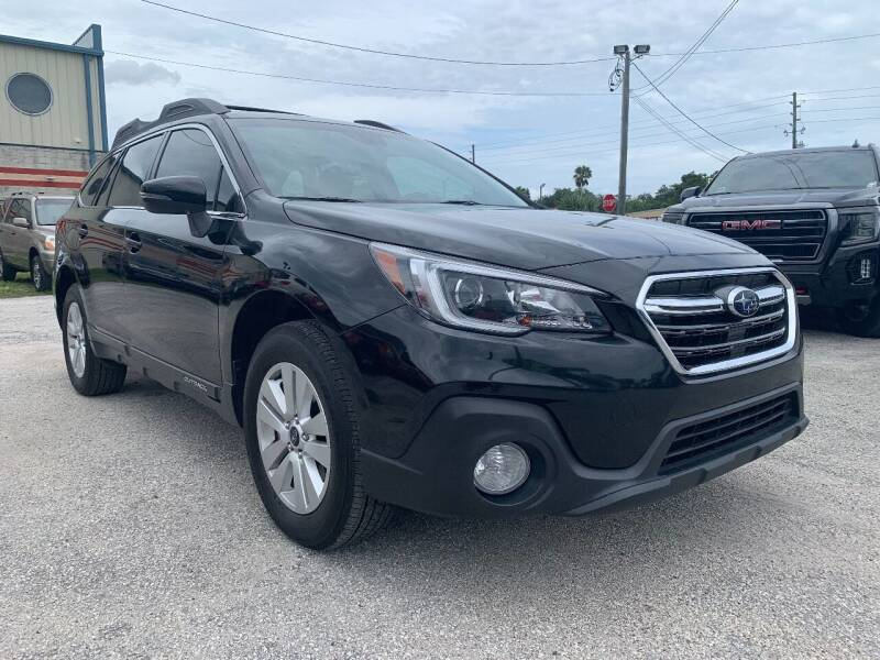 2019 Subaru Outback for sale at Marvin Motors in Kissimmee FL
