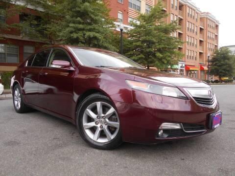 2012 Acura TL for sale at H & R Auto in Arlington VA