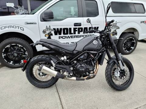 2021 Benelli Leoncino for sale at WolfPack PowerSports in Moses Lake WA