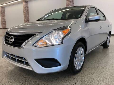 2018 Nissan Versa for sale at Dixie Imports in Fairfield OH