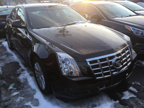 2013 Cadillac CTS for sale at MELILLO MOTORS INC in North Haven CT