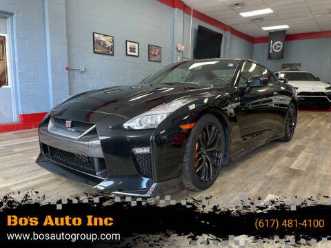 2018 Nissan GT-R for sale at Bos Auto Inc in Quincy MA