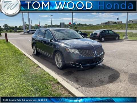 2013 Lincoln MKT for sale at Tom Wood Honda in Anderson IN