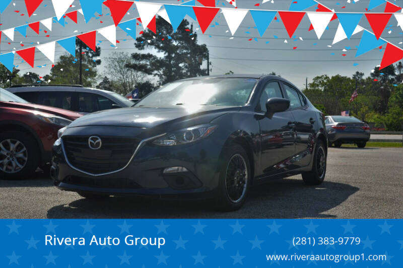 2015 Mazda MAZDA3 for sale at Rivera Auto Group in Spring TX