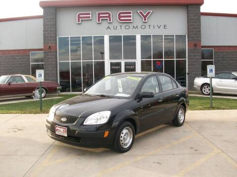 2009 Kia Rio for sale at Frey Automotive in Muskego WI