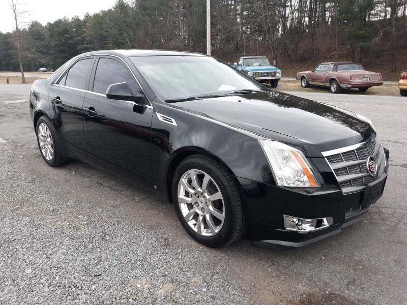2008 Cadillac CTS for sale at Rocket Center Auto Sales in Mount Carmel TN