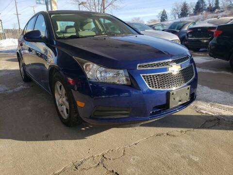 2012 Chevrolet Cruze for sale at Divine Auto Sales LLC in Omaha NE