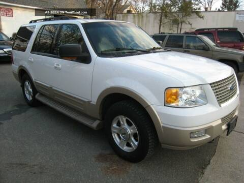 2006 Ford Expedition for sale at BWC Automotive in Kennesaw GA