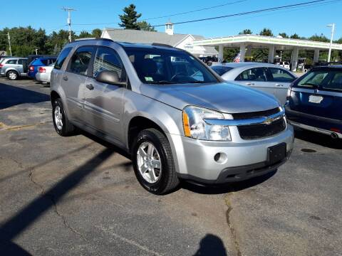2008 Chevrolet Equinox for sale at Plaistow Auto Group in Plaistow NH