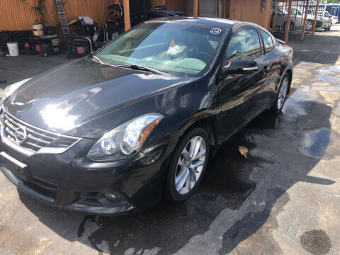 2011 Nissan Altima for sale at Auction Direct Plus in Miami FL