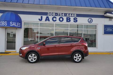 2014 Ford Escape for sale at Jacobs Ford in Saint Paul NE