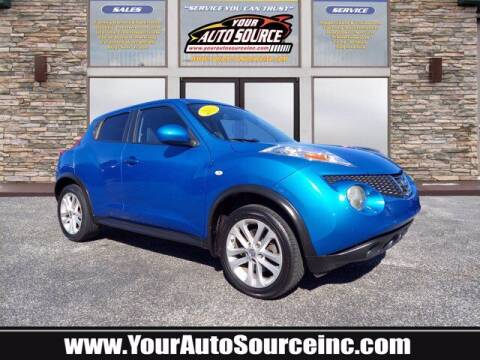 2011 Nissan JUKE for sale at Your Auto Source in York PA