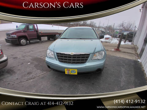 2008 Chrysler Pacifica for sale at Carson's Cars in Milwaukee WI