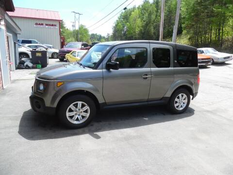 2008 Honda Element for sale at East Barre Auto Sales, LLC in East Barre VT