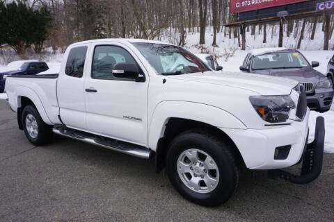 2013 Toyota Tacoma for sale at Bloom Auto in Ledgewood NJ