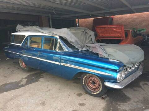1959 Chevrolet Impala for sale at SARCO ENTERPRISE inc in Houston TX