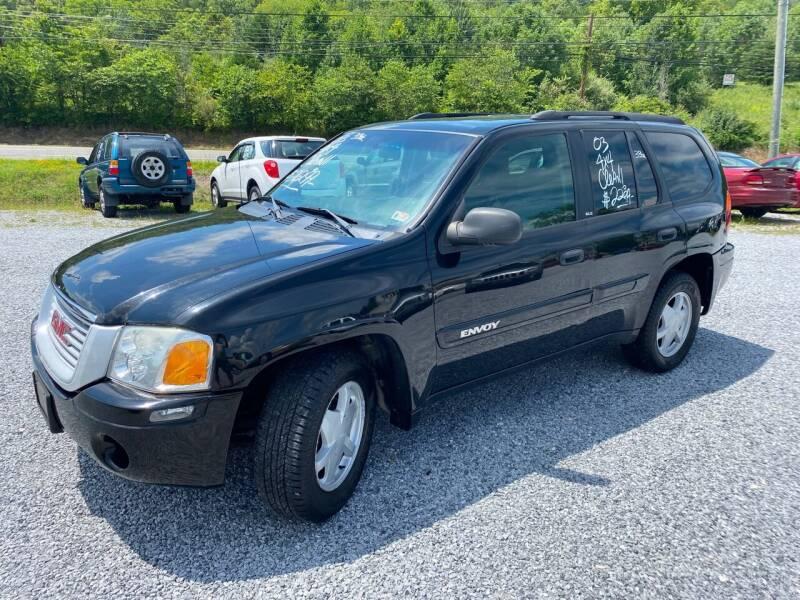 2003 GMC Envoy SLE 4WD 4dr SUV - Cloverdale VA