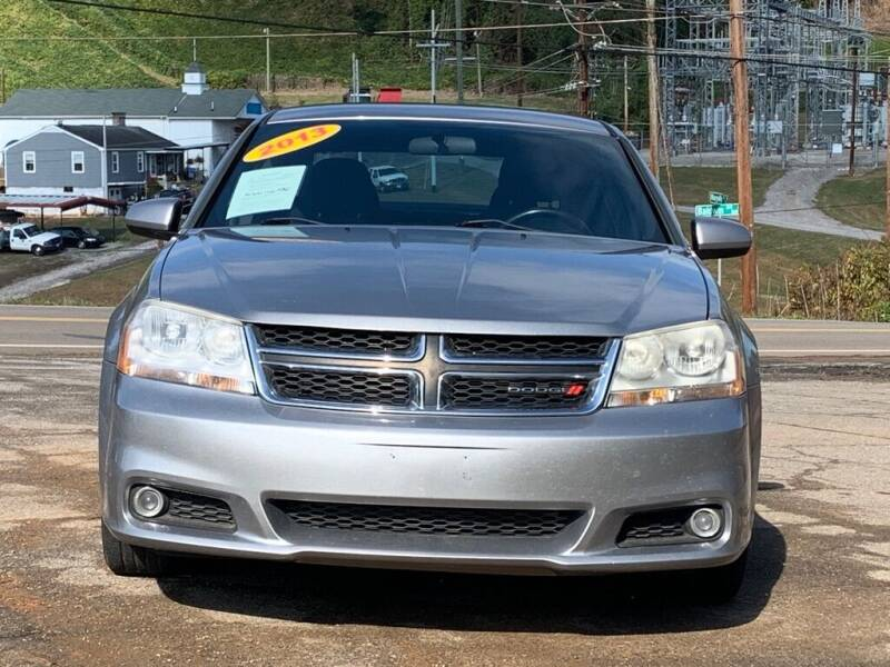 2013 Dodge Avenger for sale at Car ConneXion Inc in Knoxville TN