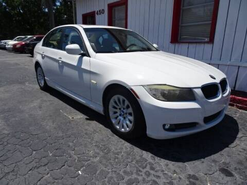 2009 BMW 3 Series for sale at DONNY MILLS AUTO SALES in Largo FL