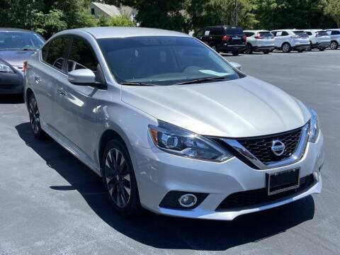 2018 Nissan Sentra for sale at Stearns Ford in Burlington NC