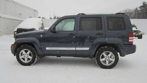 2008 Jeep Liberty for sale at Pepp Motors - Superior Auto in Negaunee MI