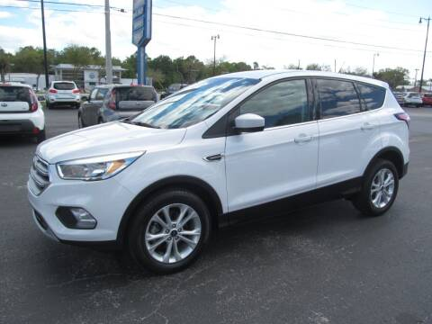 2017 Ford Escape for sale at Blue Book Cars in Sanford FL