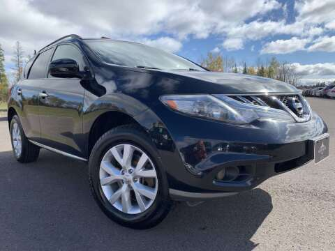 2012 Nissan Murano for sale at LUXURY IMPORTS in Hermantown MN
