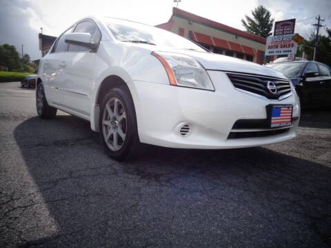2010 Nissan Sentra for sale at Quickway Exotic Auto in Bloomingburg NY