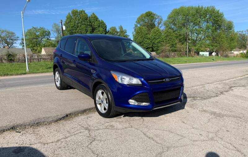 2016 Ford Escape for sale at InstaCar LLC in Independence MO
