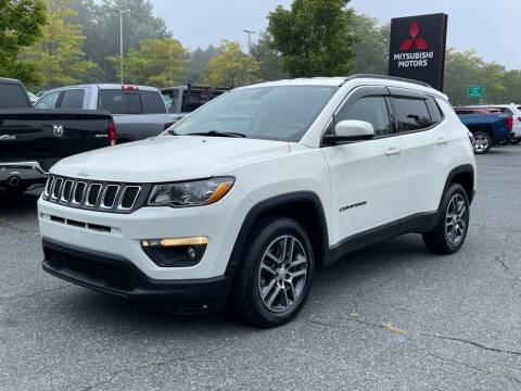 2017 Jeep Compass for sale at Midstate Auto Group in Auburn MA