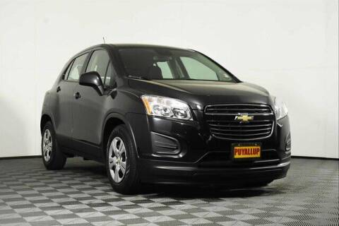 2015 Chevrolet Trax for sale at Washington Auto Credit in Puyallup WA