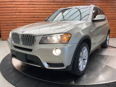 2014 BMW X3 for sale at Dixie Motors in Fairfield OH