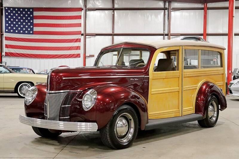 1940 Ford Deluxe for sale in Grand Rapids, MI