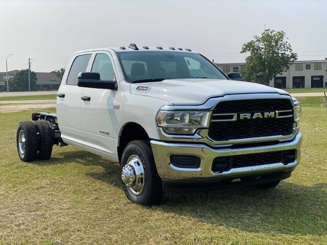 2021 RAM Ram Chassis 3500