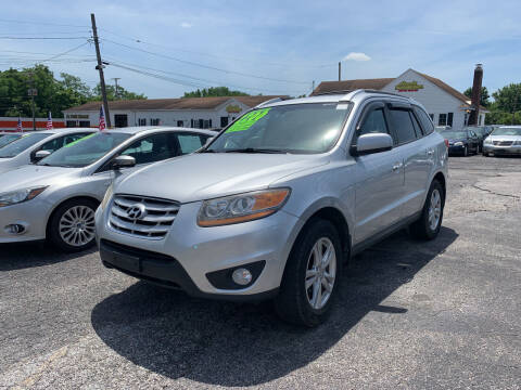 2011 Hyundai Santa Fe for sale at Credit Connection Auto Sales Dover in Dover PA