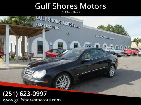 2009 Mercedes-Benz CLK for sale at Gulf Shores Motors in Gulf Shores AL