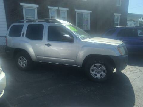 2008 Nissan Xterra for sale at Credit Connection Auto Sales Inc. YORK in York PA