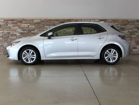 2020 Toyota Corolla Hatchback for sale at Bud & Doug Walters Auto Sales in Kalamazoo MI
