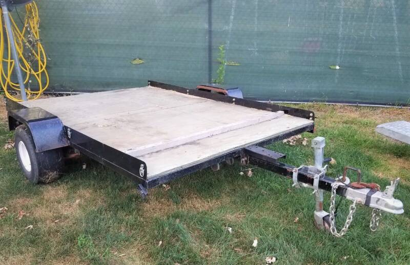 2006 Homemade Tilt Bed for sale at Ericson Auto in Ankeny IA